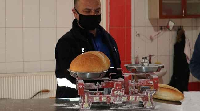 Fırın denetimlerinde ekmek gramajları fazla çıktı
