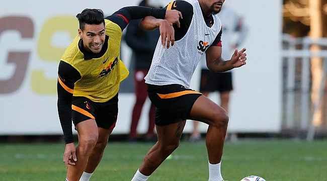 Galatasaray, BB Erzurumspor maçı hazırlıklarını sürdürdü