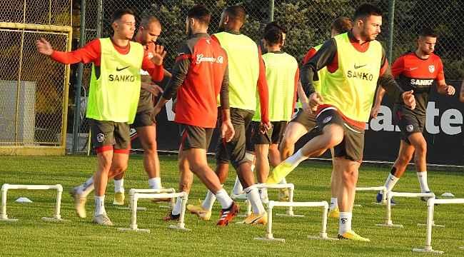 Gaziantep FK, Süper Lig'de ilk galibiyetini aldı