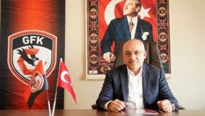 Gaziantep FK'da yönetim değişti
