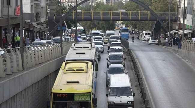 Gaziantep'te trafik çilesi
