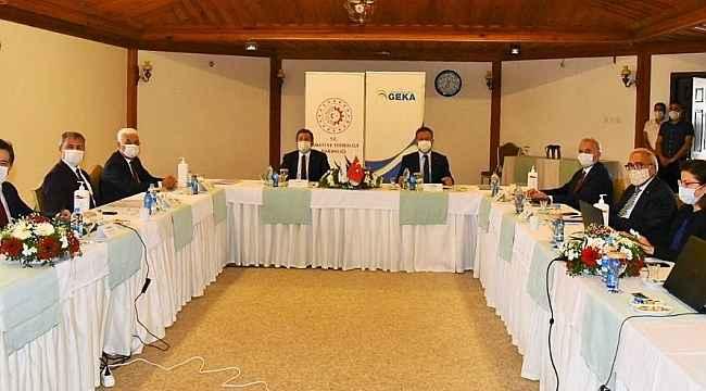 GEKA, Yönetim Danışmanlığı Teknik Destek Programını ilan edecek