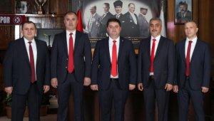 """GMİS Yönetim Kurulu; """"Cumhuriyetimizin 97. Yılı kutlu olsun"""""""