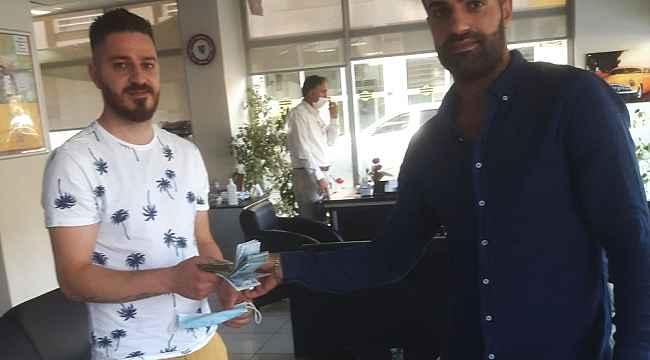 Gurbetçi 20 bin lira bulunan çantadan umudunu kesmişti, sürpriz yaşadı