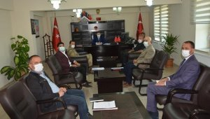 Güroymak'ta 'Hıfzıssıhha Kurulu Toplantısı' yapıldı