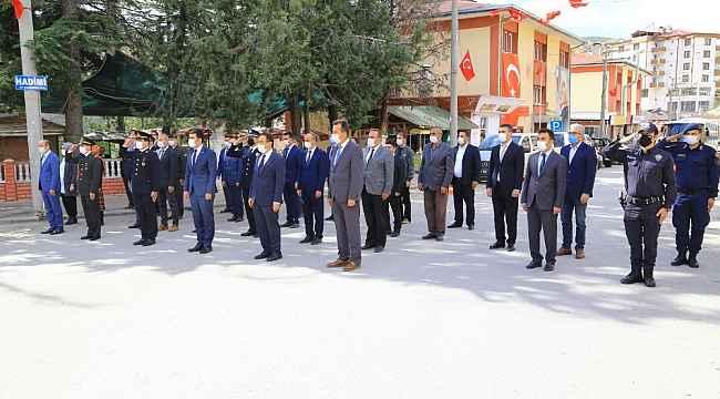 Hadim'de 29 Ekim Cumhuriyet Bayramı kutlamaları