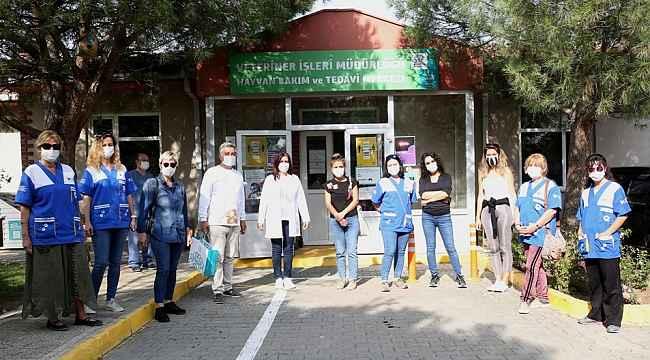HAYTAP Nilüfer'deki revizyon çalışmalarını inceledi
