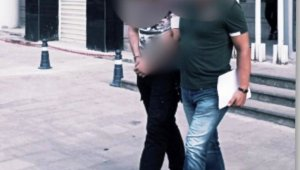 Hırsızlık şüphelisi güvenlik kameralarından tespit edildi