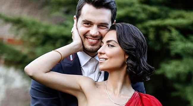 İsmail Ege Şaşmaz, sevgilisi Hande Ünal nişanlandı - MAGAZİN - Haber16