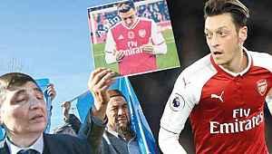 İşte Mesut Özil'e yapılan 'Çin işkencesi'... New York Times yazdı