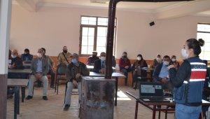 Jandarma'dan aile içi şiddetle mücadele eğitimi