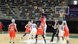 Kadınlar Basketbol Süper Ligi: İzmit Belediyespor: 57- Botaş:72