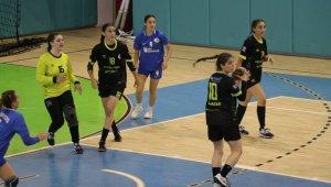 Kadınlar Hentbol Süper Ligi: Elazığ Sosyal Yardımlaşma: 24 - Anadolu Üniversitesi: 32