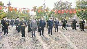 Kahramanmaraş'ta 29 Ekim Cumhuriyet Bayramı kutlamaları
