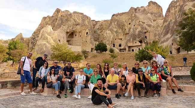 Kapadokya bölgesi pandemi ile birlikte ilk kez yüzde 100 doluluk yakaladı