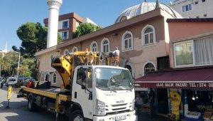 Kartal Çırçır Camii'nde bakım ve onarım çalışmaları tamamlandı