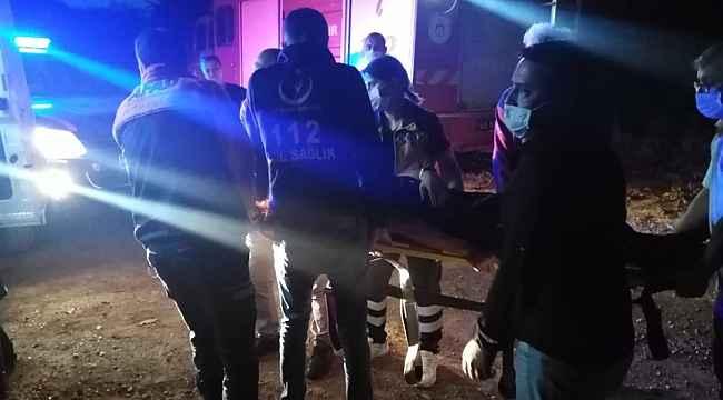 Kayalıklardan düşen vatandaş ve yardım ararken kaybolan arkadaşı bulundu