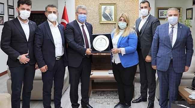 Kayseri Şeker'den Kayserispor'a destek