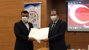 Kayseri'de 260 okula 'Okulum Temiz' belgesi verildi