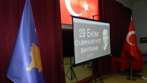 Kosova'da 29 Ekim Cumhuriyet Bayramı coşkuyla kutlandı