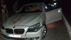 Kula İYİ Parti Meclis Üyesi adayı Hüseyin Çalık, trafik kazasında hayatını kaybetti
