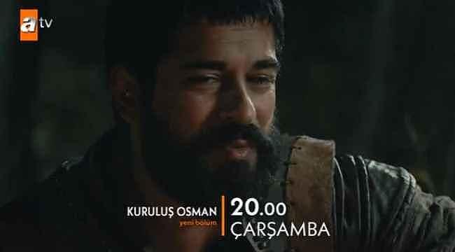 Kuruluş Osman 29. bölüm fragmanı izle - ATV