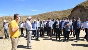 Malatya Büyükşehir'den 18 ayda 2 bin 353 km yol bakım ve asfalt çalışması