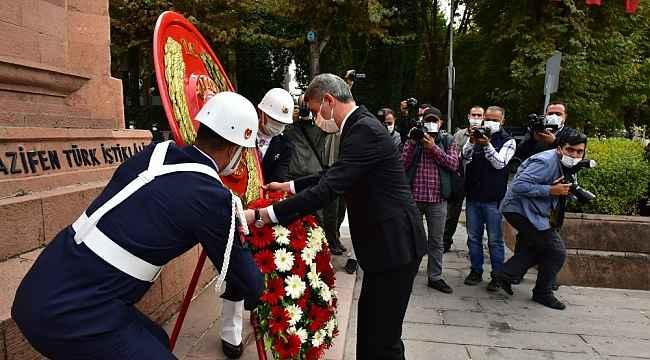 Malatya'da Cumhuriyet Bayramı kutlamaları