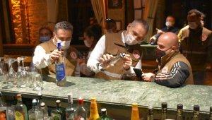 Manisa Tarım ve Orman Müdürlüğünden alkollü içki denetimi