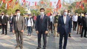 Manyas'ta Cumhuriyet Bayramı etkinlikleri başladı