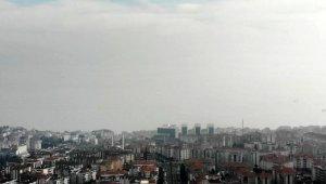 Marmara Denizi sisle kaplandı