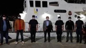 Marmara Denizinde yasadışı avcılığa geçit yok