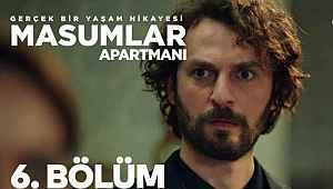 Masumlar Apartmanı 6. bölüm full izle (son bölüm) - 20 Ekim 2020 - TRT1