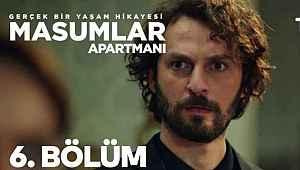 Masumlar Apartmanı 6. bölüm (son bölüm full izle) 20 Ekim 2020 - TRT1 ve YouTube izle