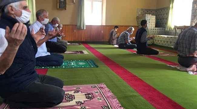 Mevlid-i Nebi Haftası kapsamında Ulupınar köyüne ziyaret