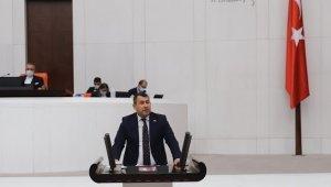 MHP Iğdır Milletvekili Karadağ'dan Mecliste Ermenistan çıkışı