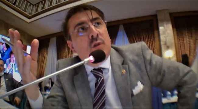 Milletvekili Aydemir: 'Yapılandırma hayırlı olsun'