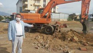 Nazilli Yeşil Mahalle, Büyükşehir'in projesi ile taşkınlardan korunacak