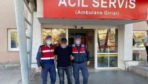 Nevşehir'de firari FETÖ üyesi 1 kişi tutuklandı