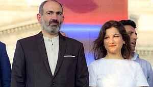 Paşinyan'ın kızı Ermenileri delirtti: