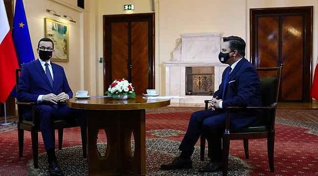 Polonya Başbakanı Morawiecki'den ülke genelinde kısıtlama sinyali