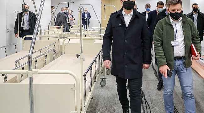 Polonya Devlet Başkanı Duda korona virüse yakalandı