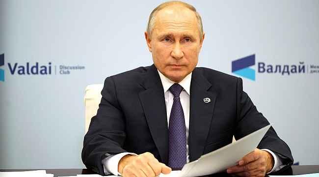 Putin'den, Dağlık Karabağ konusunda Erdoğan ve Türkiye açıklamaları