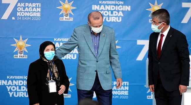 """Safiye Teyze'den Erdoğan'a: """"Damadına benim için bir sarıl"""""""