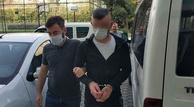 Samsun'da silahla yaralama şüphelisi tutuklandı