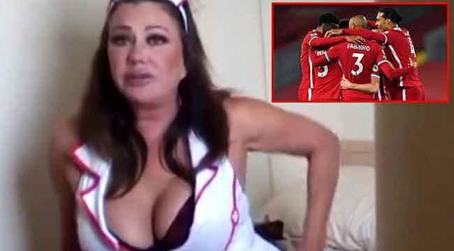 Sasha isimli kadın, hayatını futbol ve Liverpool üzerine kuran eşini aldattığını itiraf etti