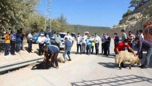 Silifke-Mut Karayolu onarılarak yeniden trafiğe açıldı