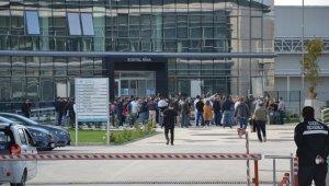 Şişe Cam Fabrikası işçilerinden 'mobbing' protestosu