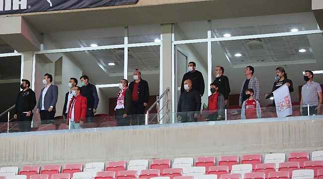 """Sivasspor: """"Locaların yüzde 50'si kadar seyirci alınacak"""""""