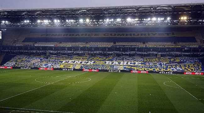 Süper Lig: Fenerbahçe: 0 - Trabzonspor: 0
